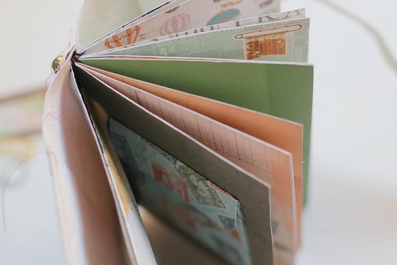 Midori simple vintage traveler 012