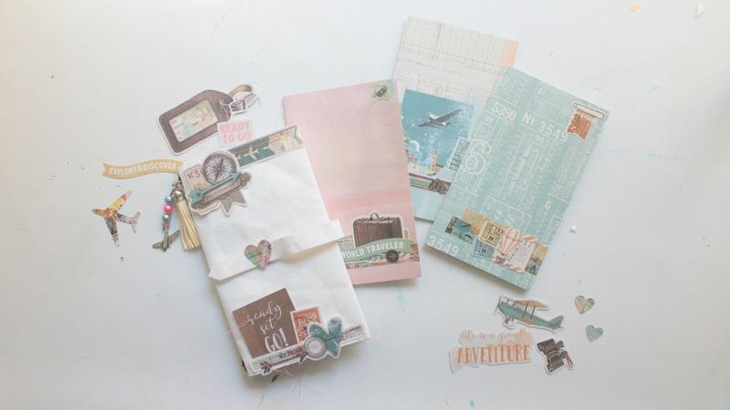 Midori simple vintage traveler 02