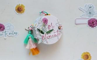 Álbum en Espina Circular Mi Momento 04